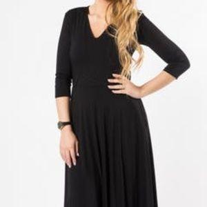 Curie Dress - Black